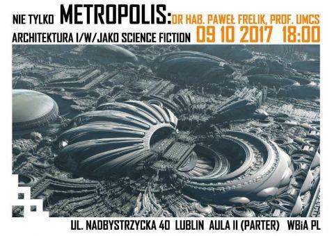 Wykład prof. Pawła Frelika na Politechnice Lubelskiej