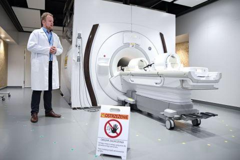 Rezonans magnetyczny - możliwości ECOTECH-COMPLEX