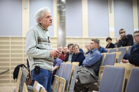 Szepty Wszechświata - fale grawitacyjne - wykład prof....