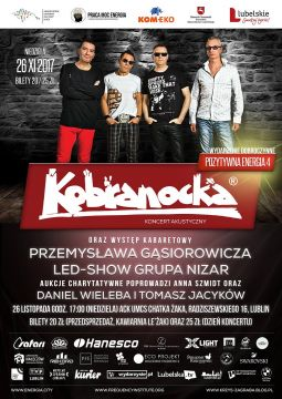 "Pozytywna Energia 4: Kobranocka w ACK UMCS ""Chatka..."
