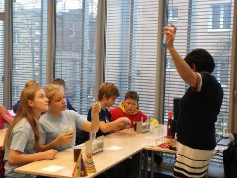Wizyta uczniów Szkoły Podstawowej w Tarnogrodzie
