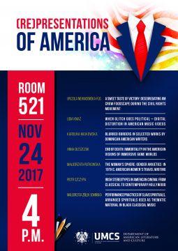 Konferencja: (Re)Presentations of America