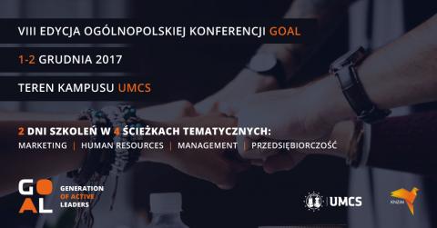 VIII edycja Ogólnopolskiej Konferencji GOAL