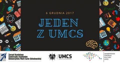 """""""Jeden z UMCS"""" w ACK UMCS """"Chatka Żaka"""""""