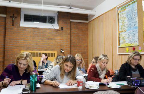 Warsztaty certyfikatowe dla nauczycieli i młodzieży w USA