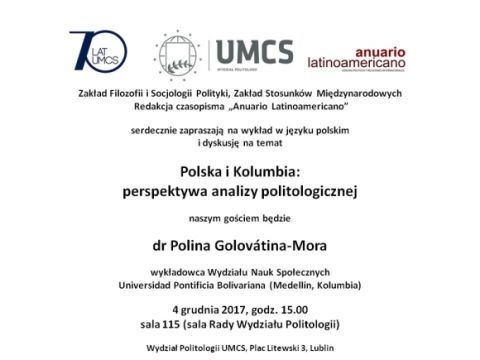 Polska i Kolumbia: perspektywa analizy politologicznej