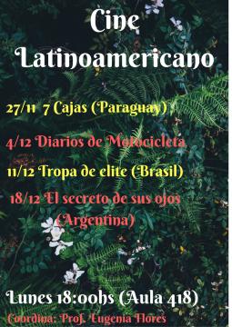 Pokazy filmów hispanojęzycznych