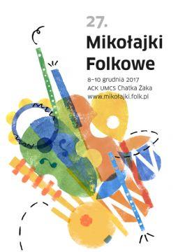 Mikołajki Folkowe 2017