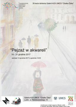 """Grudzień w galerii ACK UMCS """"Chatka Żaka"""""""