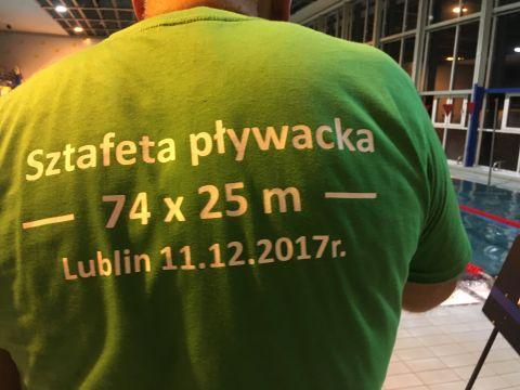 V edycja Sztafety Pływackiej UMCS 2017
