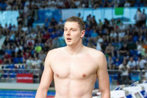 Konrad Czerniak z brązowym medalem Mistrzostw Europy