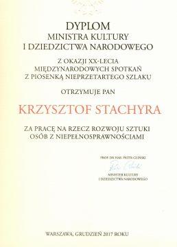 Dr Krzysztof Stachyra gościem Kongresu w Austrii.