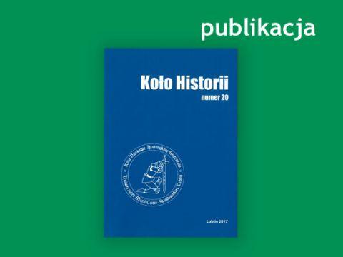 20. wydanie Koła Historii!