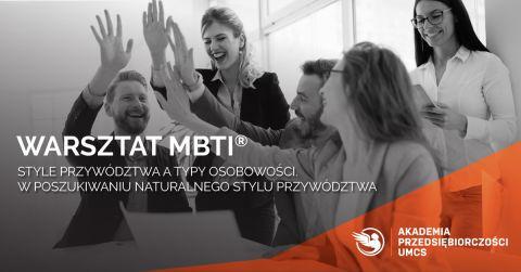 Warsztat MBTI (12-13 stycznia) odwołany