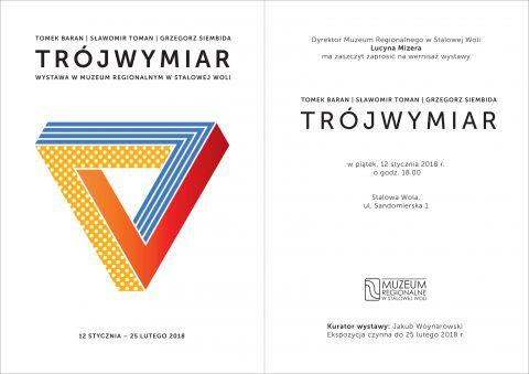Trójwymiar w Muzeum Regionalnym w Stalowej Woli