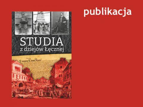 Studia z dziejów Łęcznej
