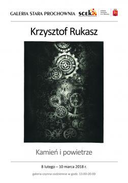 """""""Kamień i powietrze"""" wystawa litografii..."""