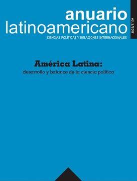 """Piąty tom """"Anuario Latinoamericano"""""""