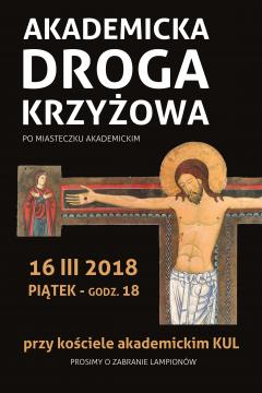 Akademicka Droga Krzyżowa 2018
