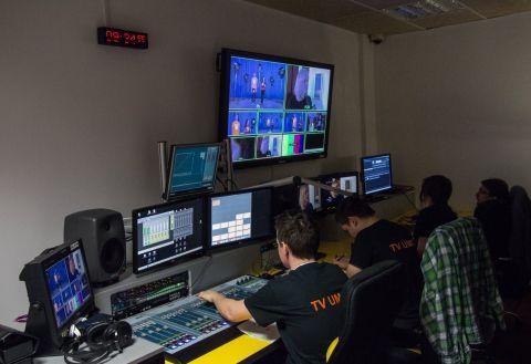 """Drzwi Otwarte - program """"na żywo"""" TV UMCS"""