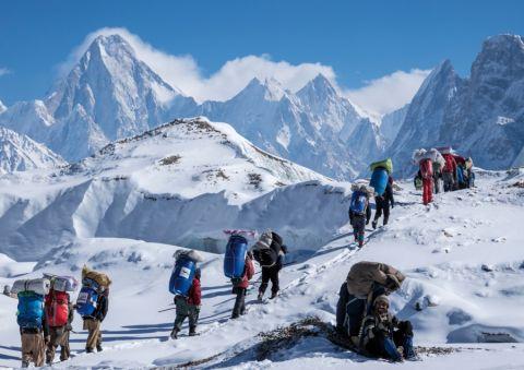 Piotr Tomala - Narodowa zimowa wyprawa na K2 2017/2018