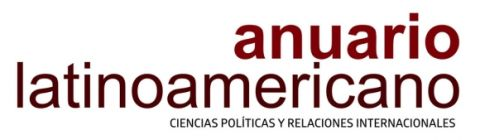 """""""Anuario Latinoamericano"""" na Międzynarodowym Kongresie..."""