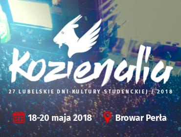 Kozienalia 2018 - znamy program!