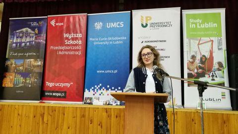UMCS в Івано-Франківську