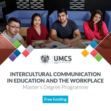 Study without tuition fees: Intercultural Communication...