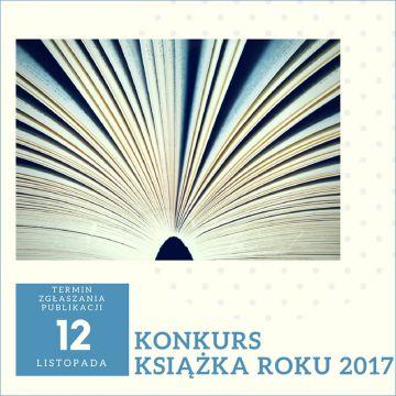 "Konkurs WBP ""Książka Roku 2017"""