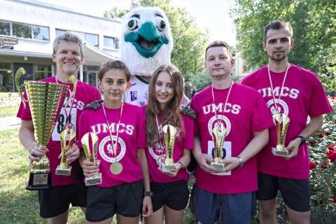 Wyniki XXI Biegu o Puchar Rektora UMCS