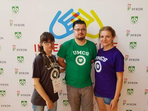 Sukces studentów UMCS na Integracyjnych Mistrzostwach...