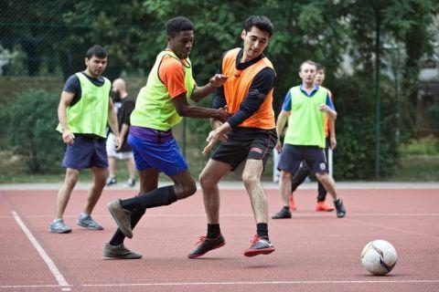 Video recap: International Student Football Tournament
