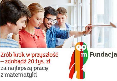 Zrób krok w przyszłość! – III edycja konkursu mFundacji...