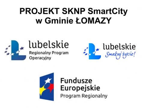 "Kolejny projekt SKNP ""SmartCity"" będzie..."