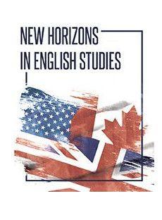New Horizons in English Studies - nabór do tomu czwartego