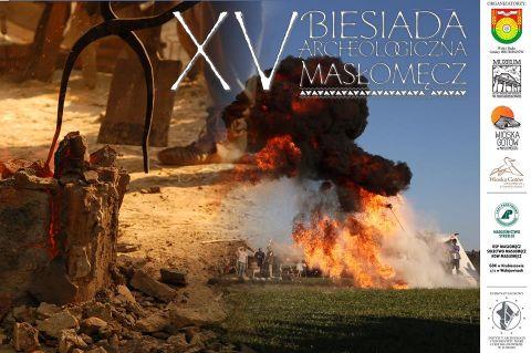 XV Biesiada Archeologiczna w Wiosce Gotów w Masłomęczu