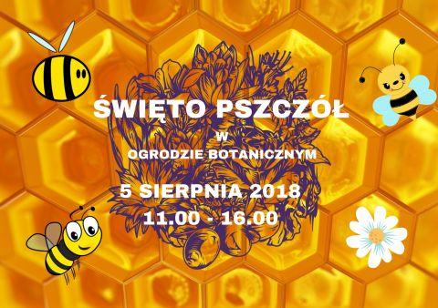 Święto Pszczół w Ogrodzie Botanicznym (05.08)