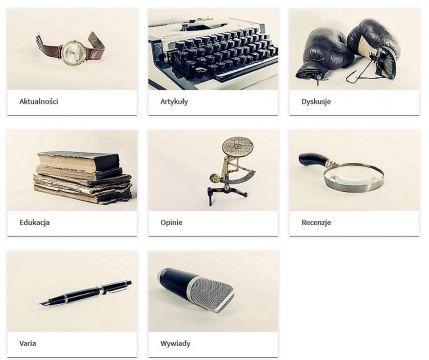 ohistorie.eu - nowy internetowy portal poświęcony historii