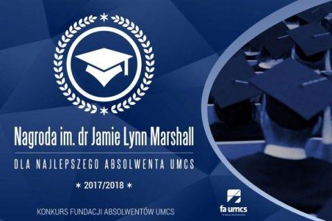 Konkurs Fundacji Absolwentów UMCS (zgłoszenia do 28.09)