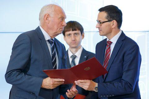Prof. Antoni Hanusz członkiem Rady Legislacyjnej