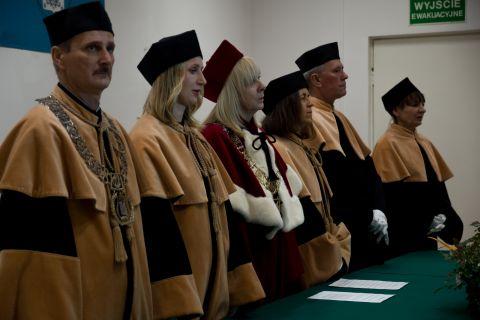 Uroczysta immatrykulacja na Wydziale Artrystycznym UMCS