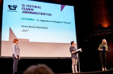 """Animacja """"Ból!"""" dr Anny Beaty Barańskiej..."""