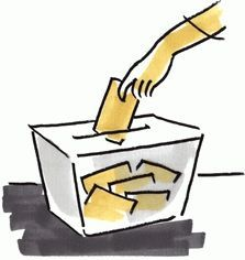 Wybory: elektor doktorantów