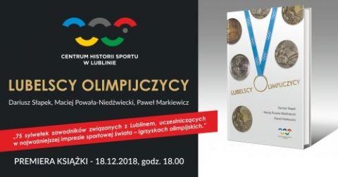 """Premiera albumu """"Lubelscy Olimpijczycy"""""""
