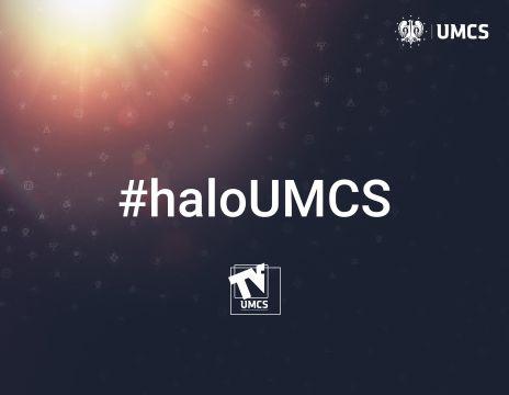 #haloUMCS! Odc. 3 - Życzenia świąteczne i noworoczne