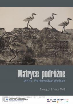 Grafiki Anny Perłowskiej-Weiser w Galerii Sztuki...