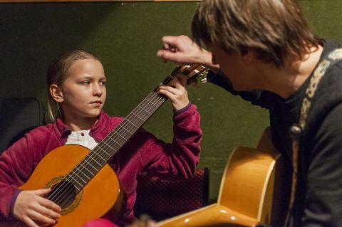 Nabór na warsztaty gitarowe