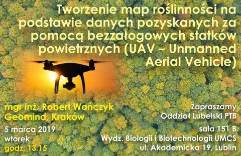 Wykład mgra Roberta Wańczyka