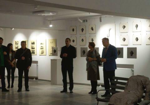 """Otwarcie galerii i wernisaż wystawy """"Dyplomy 2018"""""""